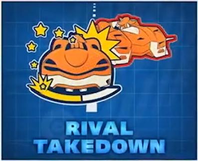 Rival Takedown