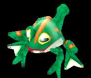 SA Model Froggy