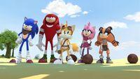 SB S1E11 Team Sonic unamused