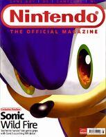 SonicWildFireNintendoTheOfficialMagazine