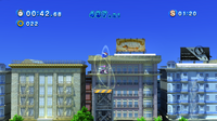 Sonic Generations Rouge Classic Challenge 03