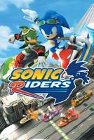 Sonic Riders key art EN