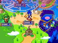 Sonic Rush Cream House