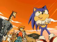 Sonic X ep 18 58