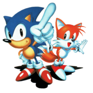 Triple Trouble Sonic i Tails 1