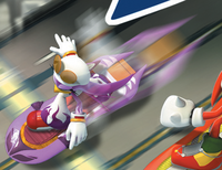 Sonic Riders 3D Wave