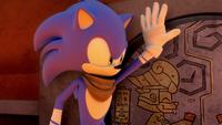 SB S1E22 Sonic read mural