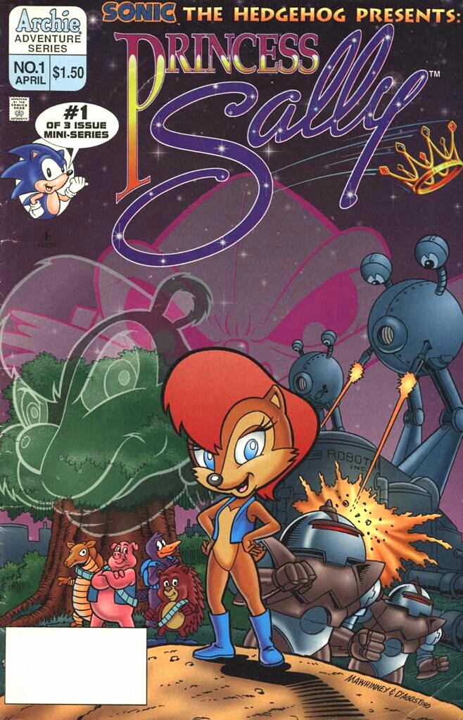 Princess Sally (miniseries)
