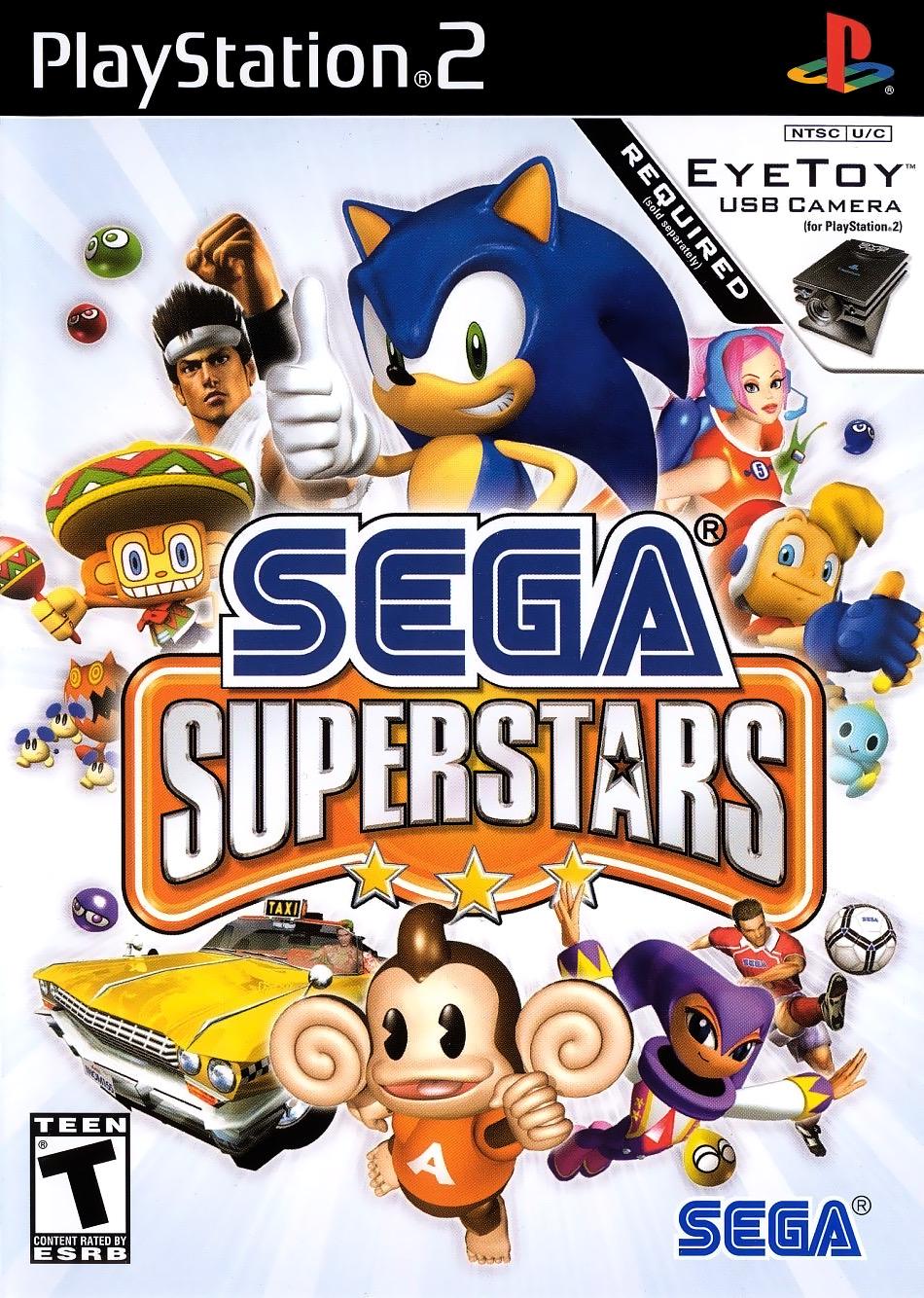 Sega Superstars | Sonic News Network | Fandom