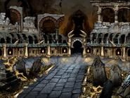 Skeleton Dome koncept 3