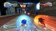Sonic Generations - Sonic Shadow Boost