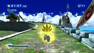 Sonic Generations - Super Sonic Hop