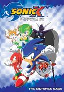Sonic X discotek 2