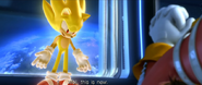 Super Sonic SU Cutscene