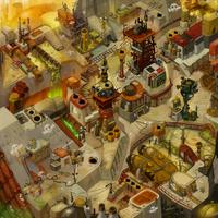 Ruins of Metropolis