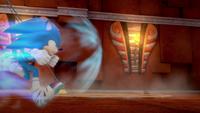 SB S1E22 Sonic speed