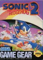 Sonic 2 GG US Majesco
