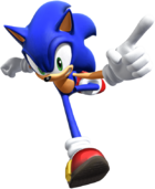Sonic Rivals Sonic art.png