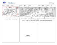 Aim Low storyboard 1