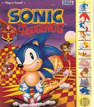 Sonic the Hedgehog (Play-a-Sound)