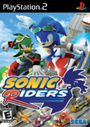 Riders PS2