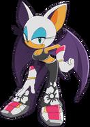 Rouge Sonic Riders