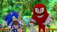 S1E41 Sonic Knuckles