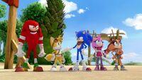 SB S1E45 Team Sonic idea