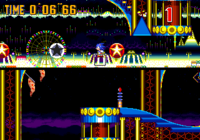 Sonic's Evening Craziness