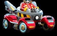 Sonic Racing Eggman 2