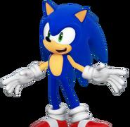 TSR sprite Sonic 1
