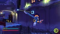 Med Sonic Unleashed - GC 2008-PS3, Xbox 360, Wii, PS2Screenshots1514820080727-193324-000109