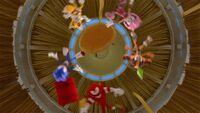 SB S1E46 Team Sonic roof