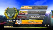 Sega Racing Graffiti Cup