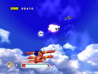 Sky Deck 1 (Fighter A)