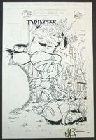 Archie Princess Sally 3 alternate cover