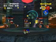 Robot Storm Sonic 09