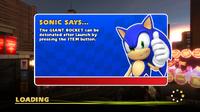 Sonic Hint 23