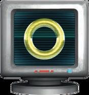 Sonic MSG item box Rings