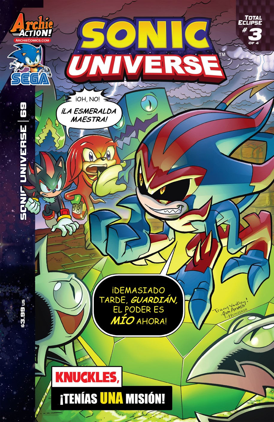 Sonic Universe Issue 69