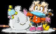 Winter Cream - Sonic Channel