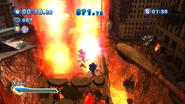 Blaze Piercing the Flames 08
