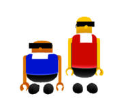 Sega Racing Model Bonanza