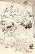 Sonic 2 Badnik koncept 30