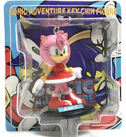 Sonic Adventure keychain - Amy