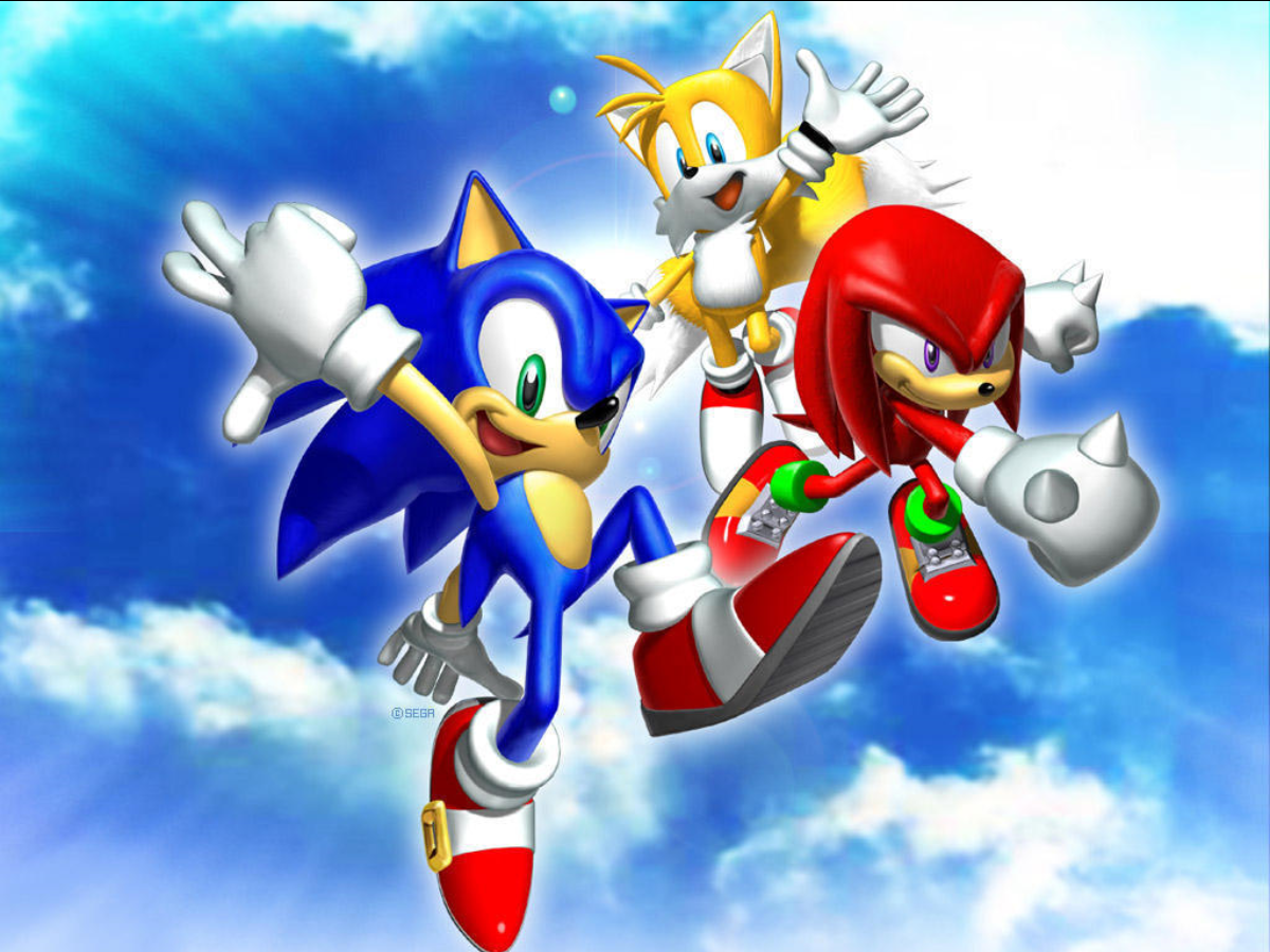 Sonic Heroes (piosenka)
