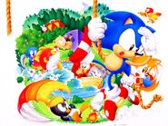 Sonic Screen Saver art 26