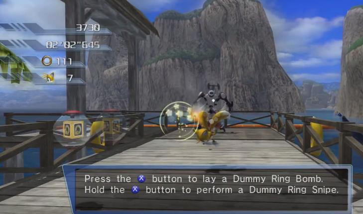 Dummy Ring Bomb