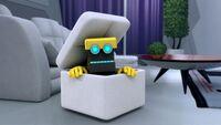 S1E46 Cubot stool