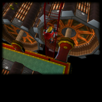 Sonic Adventure Credits (Gamma 22)